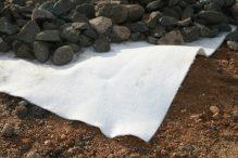Jual geotextile untuk cor jalan atau curing