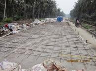 Bahan Material Untuk Pengecoran Jalan